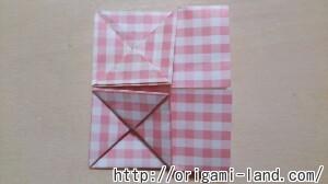 B リボンの便箋の折り方_html_510752e6