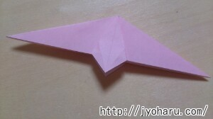 B クジャクの折り方_html_316be58e