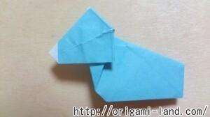 B 犬の折り方_html_3154eba