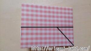 B リボンの便箋の折り方_html_75f70fd8