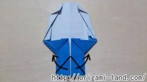 C 折り紙 夏のデザート(アイスクリーム&かき氷)の折り方_html_6cc10141