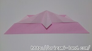 C 折り紙 ネクタイの折り方_html_5d826891