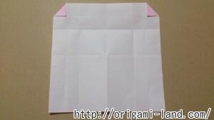 C 折り紙 しおり(パンダ・うさぎ・ハート)の折り方_html_m6975c514