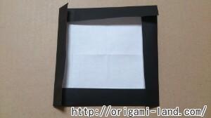 C 折り紙 しおり(パンダ・うさぎ・ハート)の折り方_html_5c1ed77c