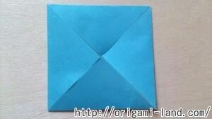 C 折り紙 人形(マトリョーシカ、こけし、福助)の折り方_html_4af843ff