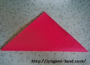 C 折り紙 〇、×、♯、お花模様の折り方_html_m4446eeff