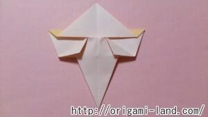 C 折り紙 スイーツ(カップケーキ、キャンディ、プリン)の折り方_html_233f964e