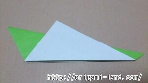C 折り紙 バッタの折り方_html_5d8ffd62