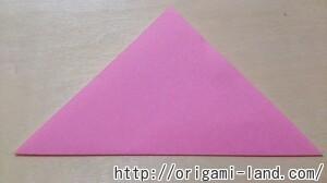 C 折り紙 くだもの(りんご、バナナ。もも)の折り方_html_m732b1bbf
