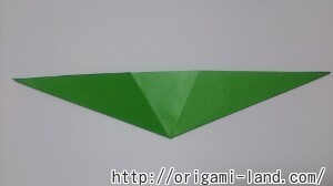 C 折り紙 さかなの折り方_html_521864e0