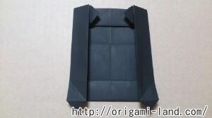 C 折り紙 しおり(パンダ・うさぎ・ハート)の折り方_html_47624176