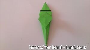 C 折り紙 バッタの折り方_html_26fc898c