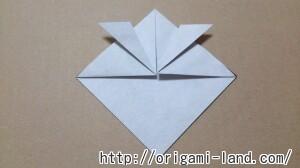 C 折り紙 しおり(パンダ・うさぎ・ハート)の折り方_html_m632bd671