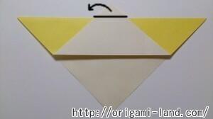 C 折り紙 くだもの(りんご、バナナ。もも)の折り方_html_4f94b8b8