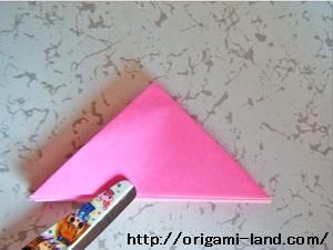 C 折り紙 〇、×、♯、お花模様の折り方_html_m7e8f15d7