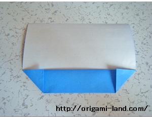 C 折り紙 ぽち袋の折り方_html_19d151c7