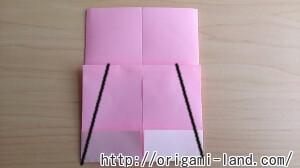 C 折り紙 人形(マトリョーシカ、こけし、福助)の折り方_html_cf275a1