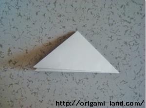 C 折り紙 〇、×、♯、お花模様の折り方_html_7bd82cb1
