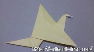 C 折り紙 鳥の折り方三種(つる・つばめ・はばたく鳥)_html_66966cc7
