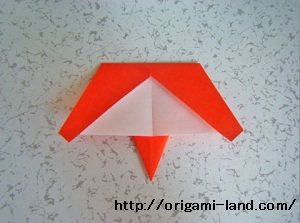 C 折り紙 サンタクロースの折り方_html_m38b00c5b