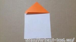 C 折り紙 しおり(パンダ・うさぎ・ハート)の折り方_html_4c481185