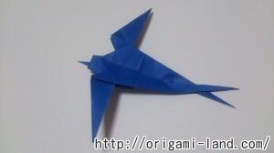 C 折り紙 鳥の折り方三種(つる・つばめ・はばたく鳥)_html_m20a2683b
