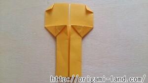 C 折り紙 人形(マトリョーシカ、こけし、福助)の折り方_html_me61837a