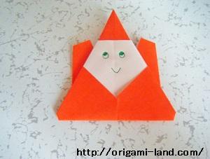 C 折り紙 サンタクロースの折り方_html_m19fde21b