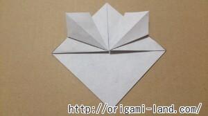C 折り紙 しおり(パンダ・うさぎ・ハート)の折り方_html_m6830d075