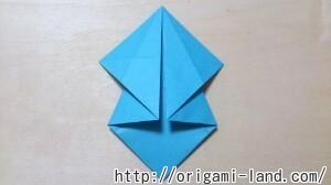 C 折り紙 人形(マトリョーシカ、こけし、福助)の折り方_html_m52619805