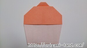C 折り紙 スイーツ(カップケーキ、キャンディ、プリン)の折り方_html_19368152