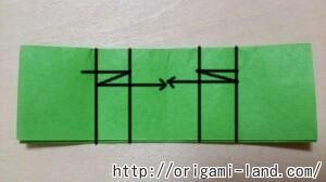 C 折り紙 くだもの(りんご、バナナ。もも)の折り方_html_3c64208