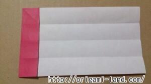 C 折り紙 しおり(パンダ・うさぎ・ハート)の折り方_html_m28fc97a6