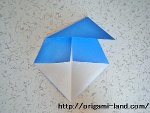 C 折り紙 サンタクロースの折り方_html_m62008125