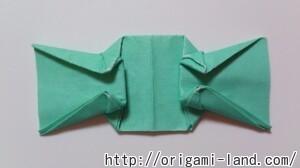 C 折り紙 スイーツ(カップケーキ、キャンディ、プリン)の折り方_html_m68d1d496