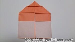 C 折り紙 スイーツ(カップケーキ、キャンディ、プリン)の折り方_html_608988eb