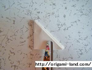 C 折り紙 〇、×、♯、お花模様の折り方_html_m5a2602de