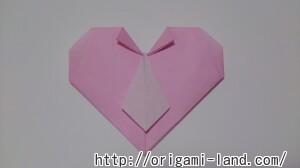 C 折り紙 ネクタイの折り方_html_68798451