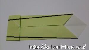 C 折り紙 ネクタイの折り方_html_3eccd2d3