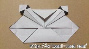 C 折り紙 しおり(パンダ・うさぎ・ハート)の折り方_html_m3eb4fae2