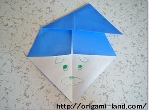 C 折り紙 サンタクロースの折り方_html_736a42d4