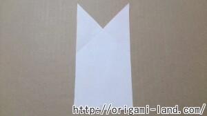 C 折り紙 しおり(パンダ・うさぎ・ハート)の折り方_html_30a44e8b