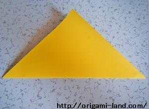 C 折り紙 〇、×、♯、お花模様の折り方_html_15ebc7a9