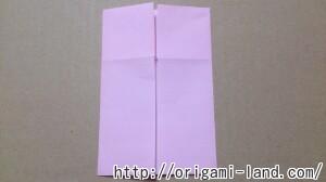 C 折り紙 しおり(パンダ・うさぎ・ハート)の折り方_html_m75f05d1f