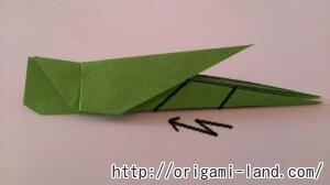 C 折り紙 バッタの折り方_html_mcac4448