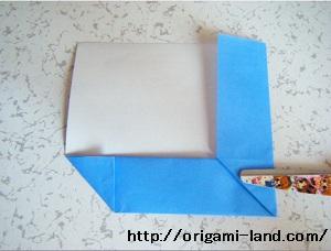 C 折り紙 ぽち袋の折り方_html_7696b60b