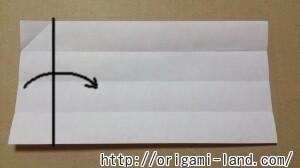 C 折り紙 しおり(パンダ・うさぎ・ハート)の折り方_html_2ca1e58b