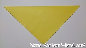 C 折り紙 くだもの(りんご、バナナ。もも)の折り方_html_m538c2779