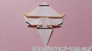 C 折り紙 スイーツ(カップケーキ、キャンディ、プリン)の折り方_html_6e926d20