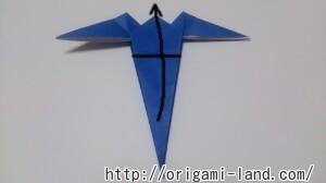 C 折り紙 鳥の折り方三種(つる・つばめ・はばたく鳥)_html_mfd871e9